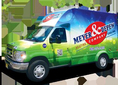 Meyer Depew Truck