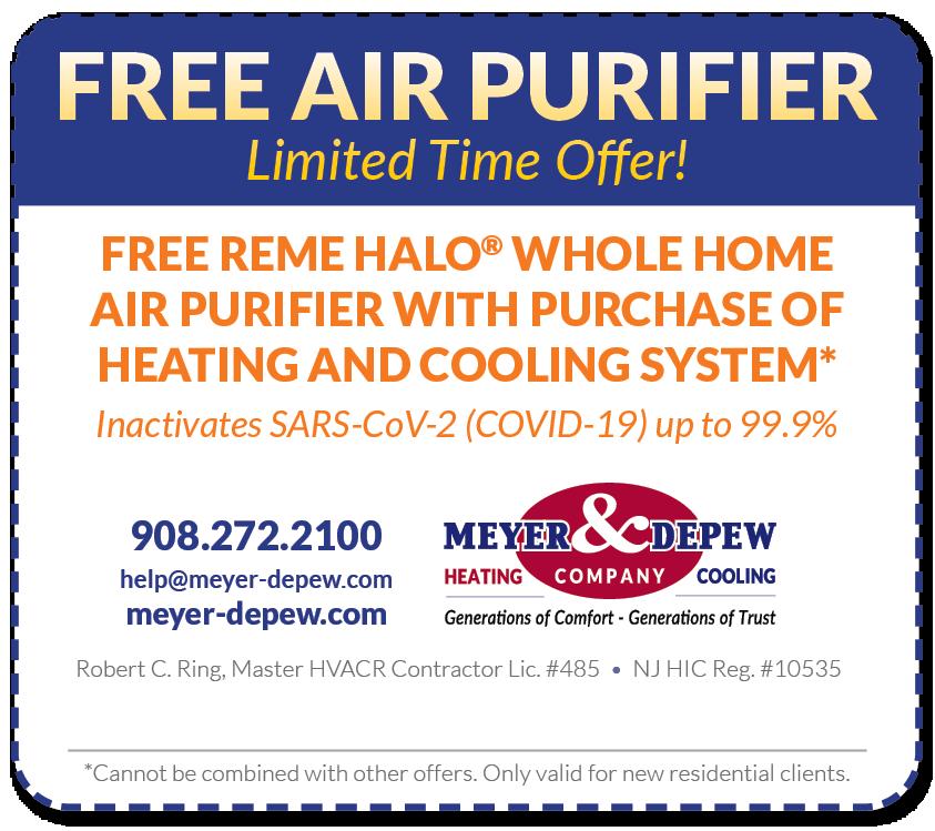 Free Air Purifier
