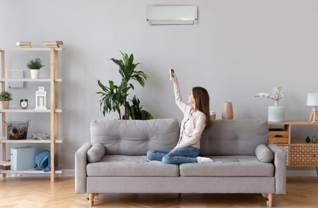 Mini Split System Heating & Cooling by Meyer & Depew